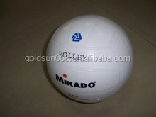 PVC inflatable volleyball toys sports balls