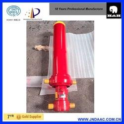 OEM telescopic hydraulic cylinder for dump truck