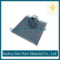 Recycled ESD shielding bubble plastic bag for circuit board
