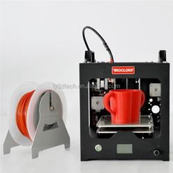 Factory price! Easy operation Mini type family/school used 3D printer / FDM desktop 3D printer