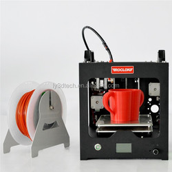 Factory price! Easy operation Mini type family/school used 3D printer / FDM desktop 3D printer
