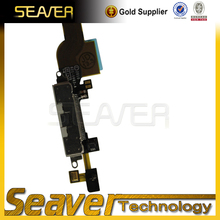 China mobile phone spare parts for iphone 4s charger flex cable