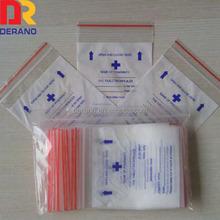 Custom LDPE africa market plastic pill bags medicine bag(drug envelop)