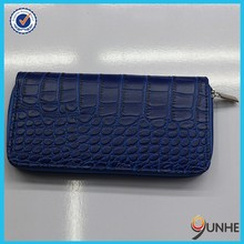 European style dark blue pictures of wallet for women