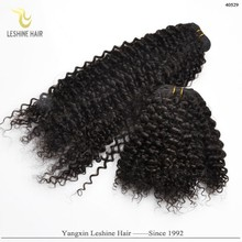 2015 Products Name Brand Chemical Free Hair Color Organic classical coil curl virgin hair