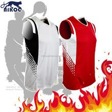 reversible blank basketball practice jerseys
