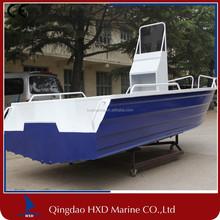 CE Austrilian standard aluminum pleasure boat