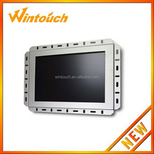 Multi Touch Capacitive 10.1 touch screen usb monitor With DVI VGA