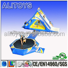 commercial floating water game,giant adult water park,inflatable water toys