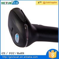 Free shipping NT-2012 usb barcode scanner laser handheld barcode reader for supemarket