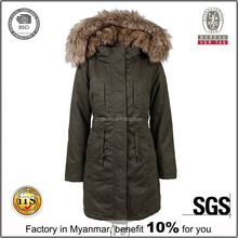 Wholesale New Long Fashion Plus Size Winter Coats For Women