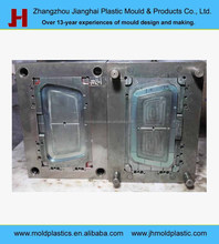 Electric mop housing plastic mould design and making