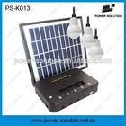 Top de vendas portátil gerador solar com bateria de iões de lítio 4 watt painel solar