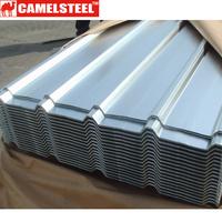 shandong camelsteel metal material alu zinc light weight metal roofing
