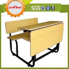 Environmental Wooden Kids School Furniture For Sale