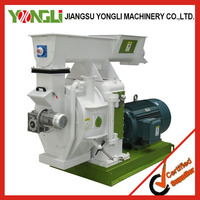 Wood burning stove pellet making machine with CE for sale
