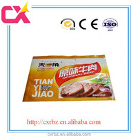 Custom order flexible flexible stand up dog food bag for snack food, dried food, liquid food
