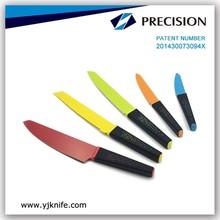 Brand Name Knife set with Ergonomically Designed