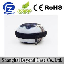 Factory wholesale portable EVA watch round travel case