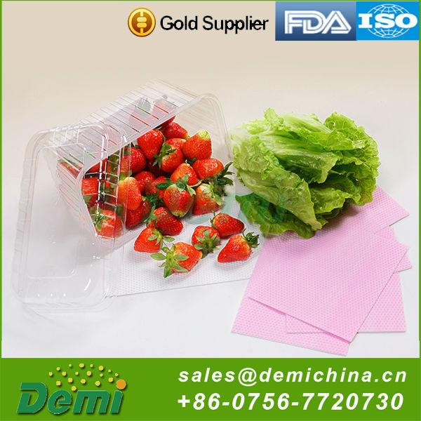 Venda da fábrica vários amplamente utilizado absorventes para embalagem de carne