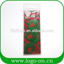 de navidad de papel de china pajas