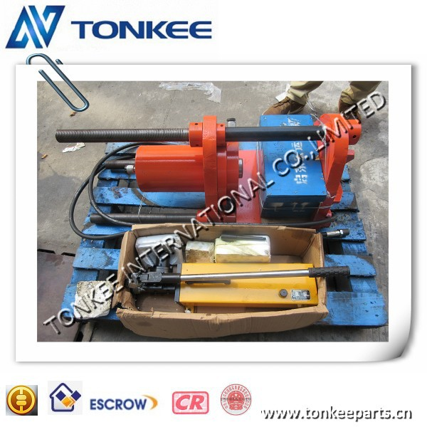 100T Hand power hydraulic master pin press (7).jpg