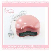 2013 Best Asia Nail 3W VS 9v uv lamp