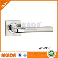 Zinc Alloy Mortise Lock Long Size Mortise Lever Handle Chrome Accessories For Toyota Highlander 2012 Door Handle