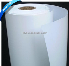 synthetic paper label for commodity description