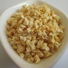 dehydrated apple fruits granule dried apple fruits