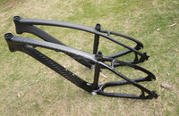 16' 18' 20' carbon frame MTB 26er Full Carbon Fiber Mountian Bike Frame staright steer tube carbon MTB frame