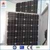 best price power 80w 100w 120W 130W solar panel for Nigeria with Soncap