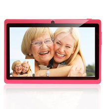 7 Inch Tablet Pc Android4.4 Quad Core 16G 1G Bluetoodh Wi-Fi Google Store Flash Tablets A33 Support Leather Case and Keyboard