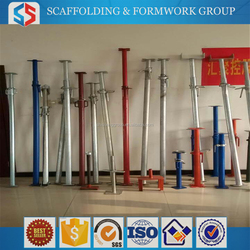 Tianjin SS Group Factory price acro jacks, scaffolding U-head prop at best price