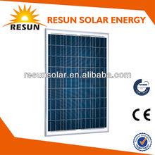 90W 12V Poly Solar Panel with CE/TUV/IEC certificate price per watt