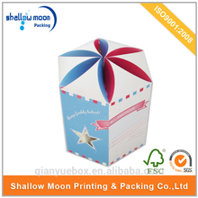 wholesale high quality custom design house shape gift box