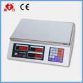 Balanza electrónica china de 30 kg para tiendas al por menor
