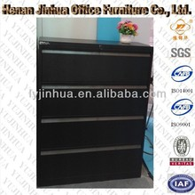steel furniture filing four drawers cabinet for office storage