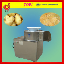automatic potato french fry cutter/electric potato french fry cutter
