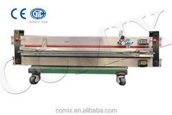 COMIX 1200mm Hot PVC Splicing Press Vulcanizing Machine