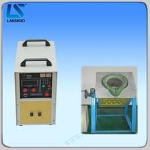 Electric smelting furnace for platinum /gold melting