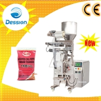 Automatic sachet powder machine for filling and packing spices