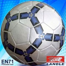 Machine Stitched PVC Synthetic Leather pu machine stitched soccer ball 2012