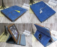 Jeans 3D Tablet Case For iPad Air, For iPad Air Case, For iPad Cover