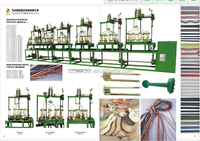 Leather belt making machine manfacturer