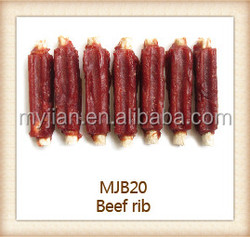 beef rib for dry dog treats