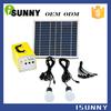 Portable Solar Power Kits/camping kits solar box system