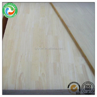 Good quality hot-sale paulownia finger jointed trim wood board