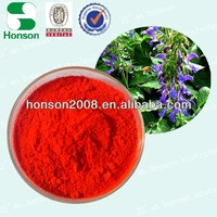 Chinese sage/Natural Salvia Miltiorrhiza Extract/Salvia Root Extract Powder, Tanshinone IIA from 13 Years hisotry's Manufacturer