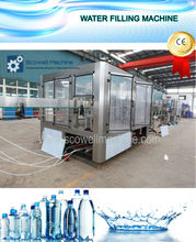 Water Washing Filling Capping three in one Machine